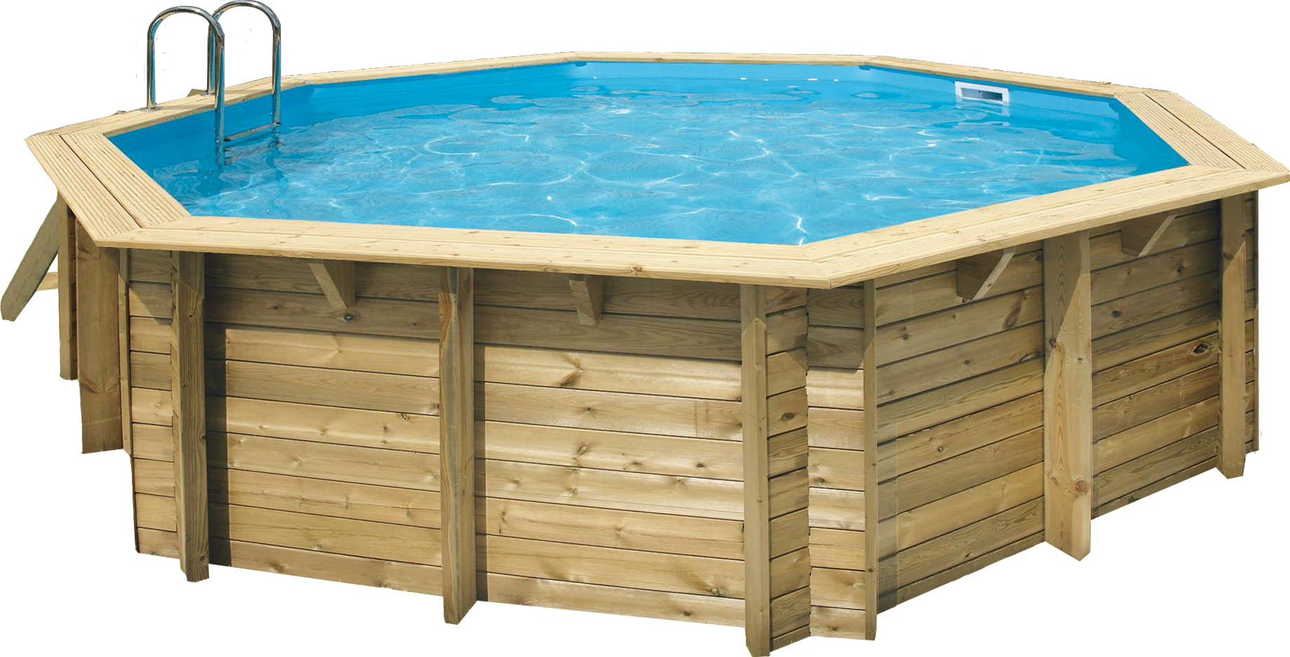 Piscines aqua pur for Installation piscine